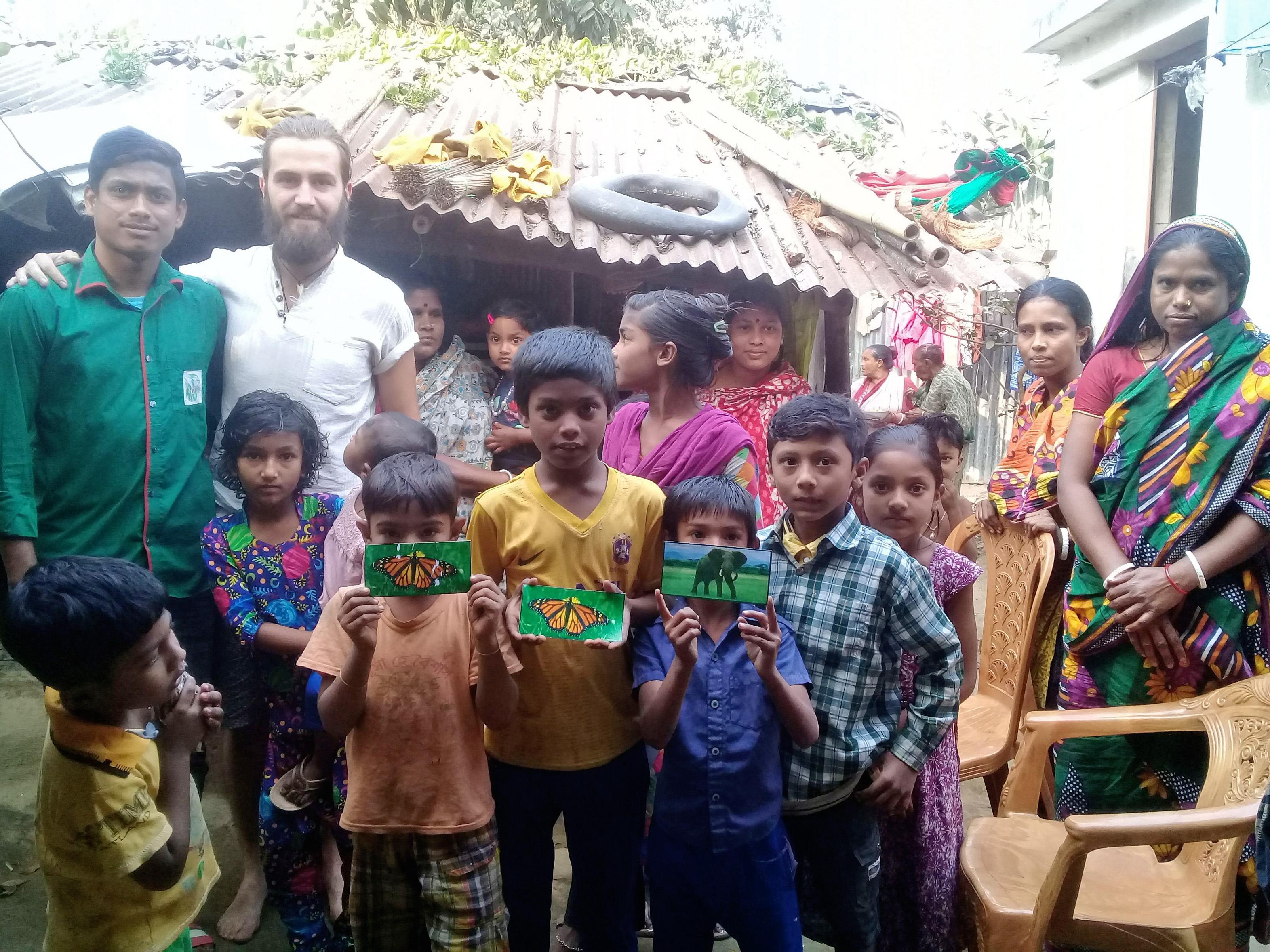 Seriál dobrovolnictví v zahraničí: Pomoc napříč Asií