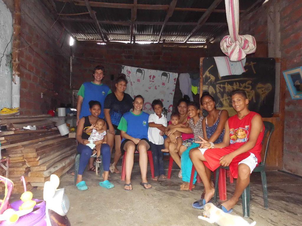 Seriál dobrovolnictví v zahraničí: Pomoc v nejchudší oblasti Ekvádoru