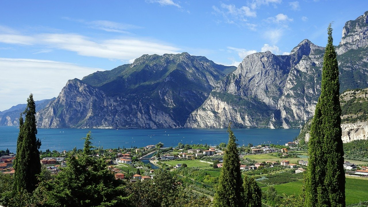 Itálie, Lago di Garda – Zábava a aktivity, kterým se můžete v okolí jezera věnovat