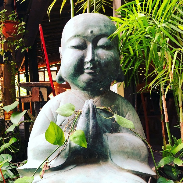Jógová dovolená na Bali