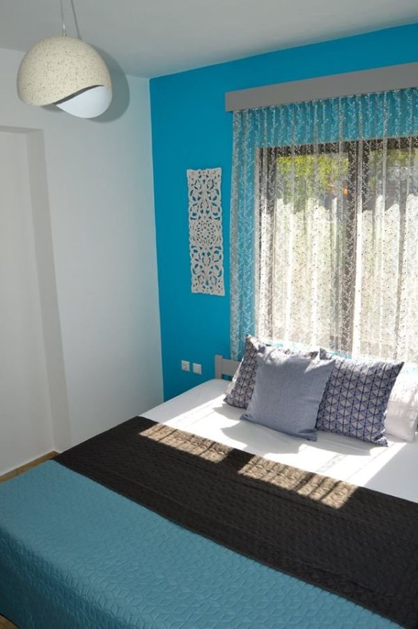 Ubytování v apartmánech na ostrově Thassos v Řecku - Eva Apartments