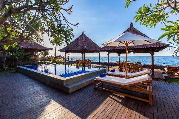 Ubytování na severu Bali