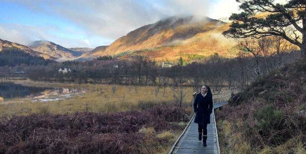 Do Skotska - dovolená na míru